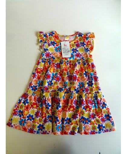 Платье детское Л921 р.80-98