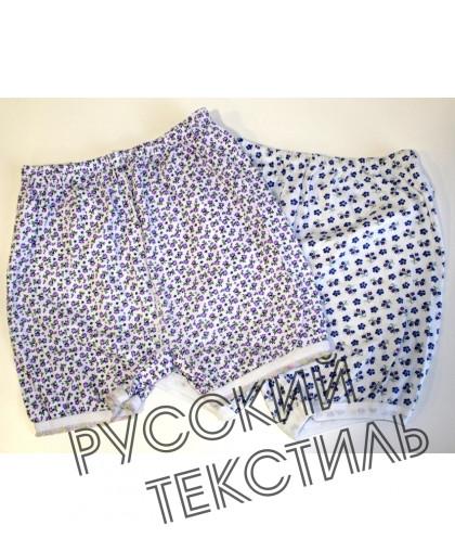 Панталоны гладкие цветные ( р. 48-62 )