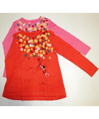 Блузка детская Л1236 р.98-116
