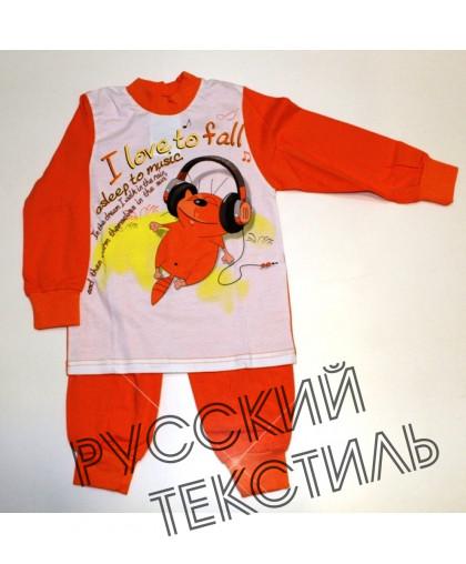 Пижама детская М319 р.92-140