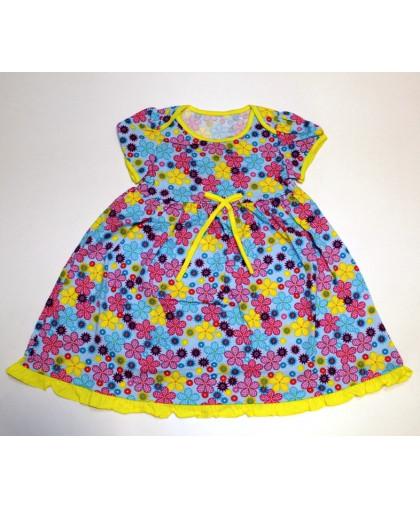 Платье детское Л365 р.80-116
